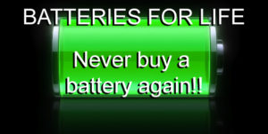 Batteries for Life